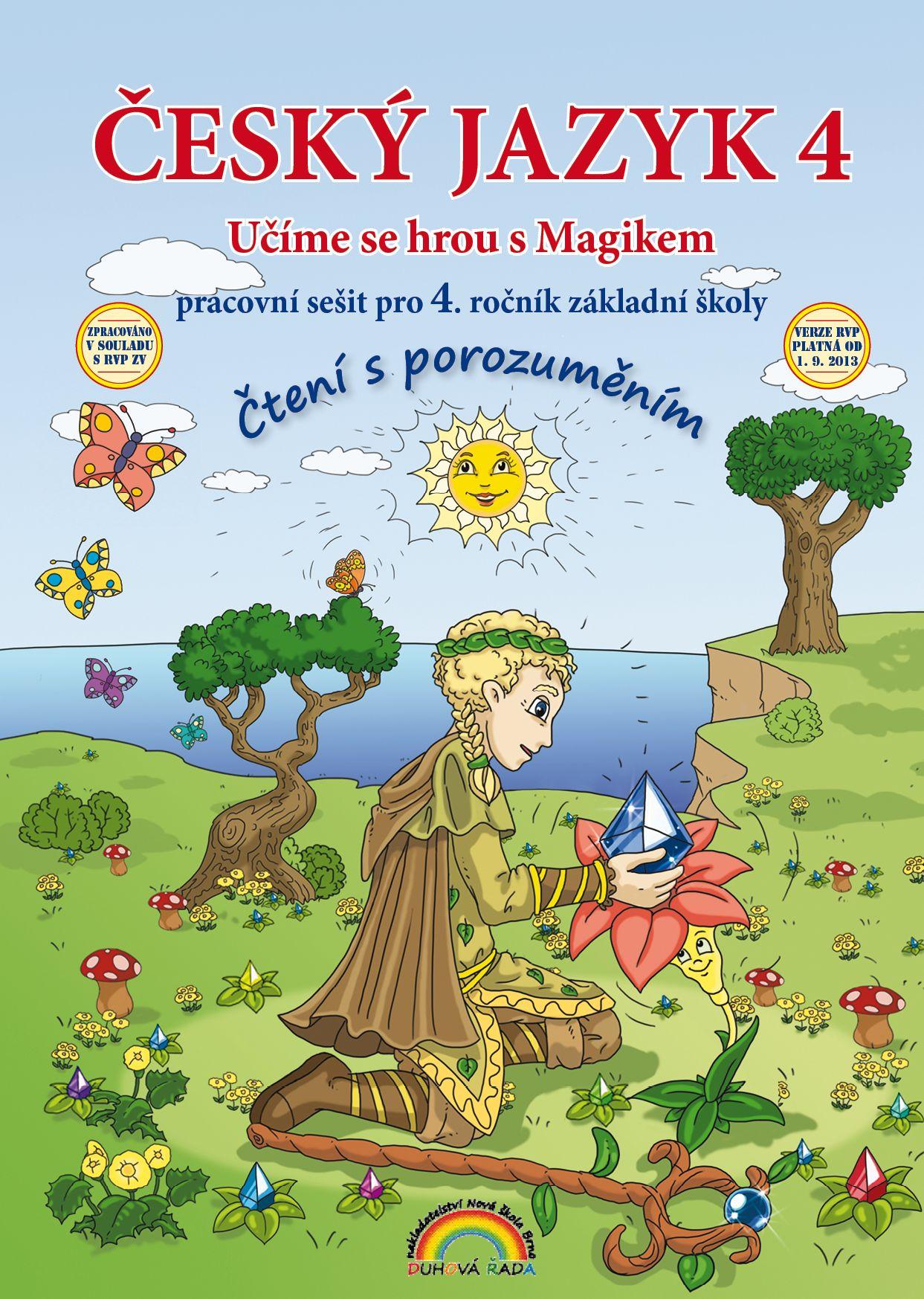 44-60 Český jazyk 4 – pracovní sešit, Čtení s porozuměním