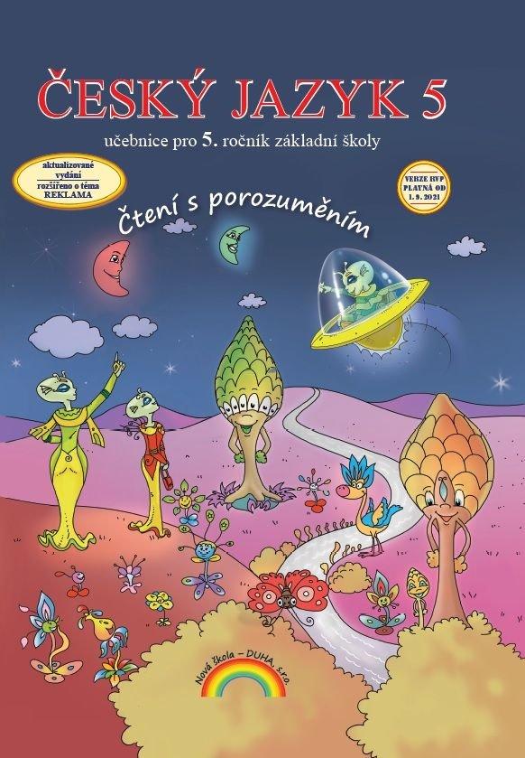 55-50 Český jazyk 5 – učebnice, Čtení s porozuměním