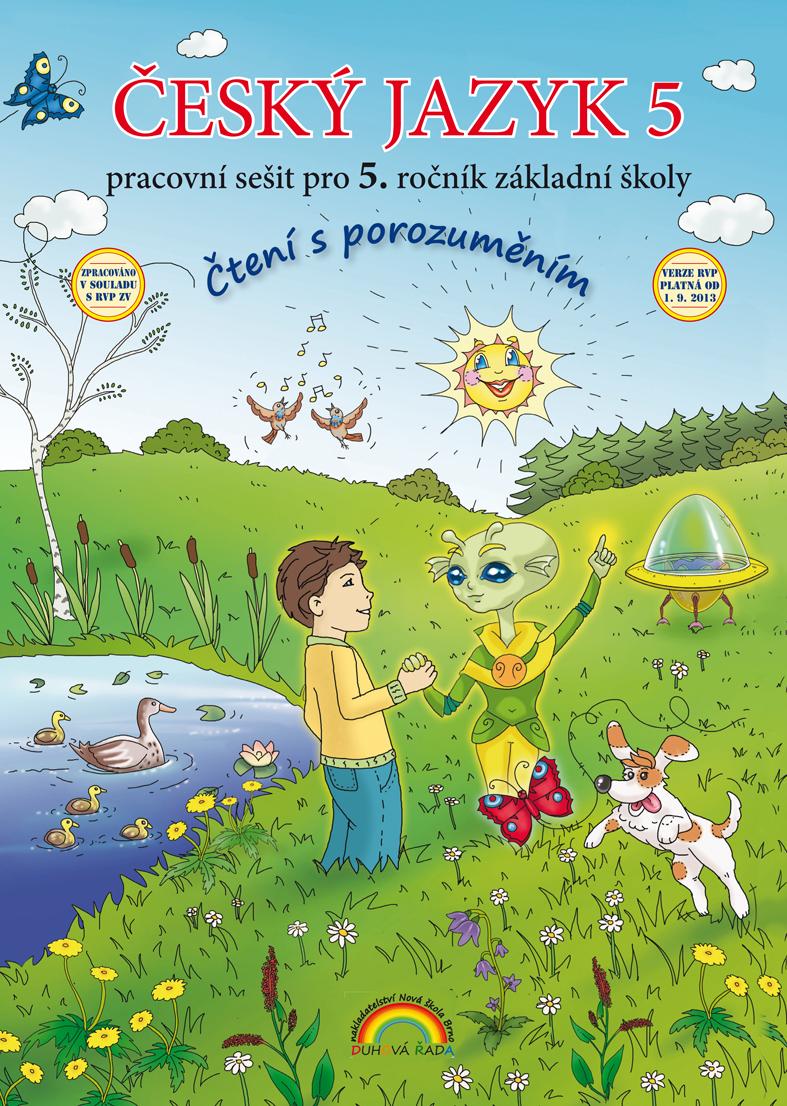 55-60 Český jazyk 5 – pracovní sešit, Čtení s porozuměním