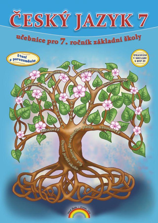 77-50 Český jazyk 7 – učebnice, Čtení s porozuměním